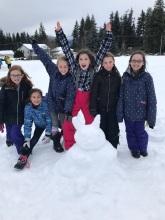 SNOW SCULPTURE 4