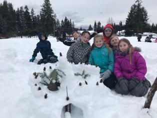 SNOW SCULPTURE 7