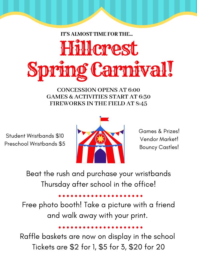 2019 Hillcrest Carnival
