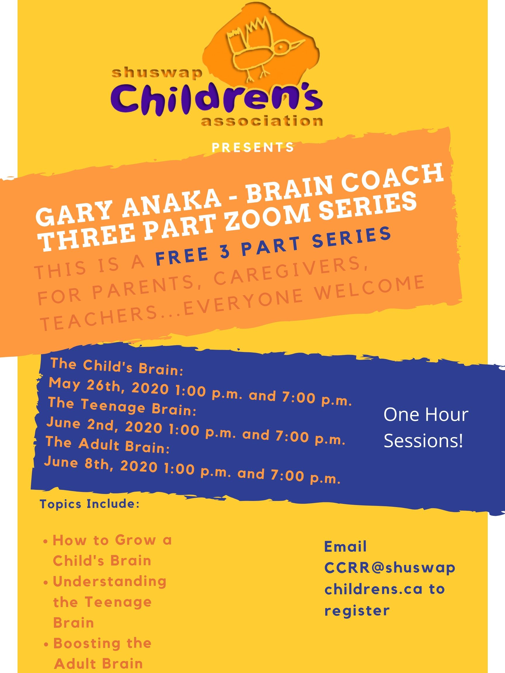 BRain Series with Gary Anaka (3)
