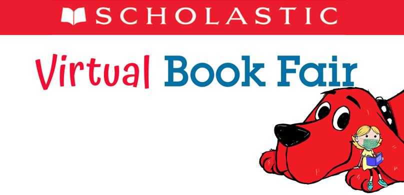 Virtual Book Fair – Hillcrest Elementary School